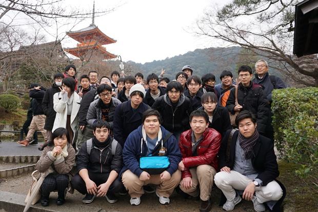冬の京都に行ってきました